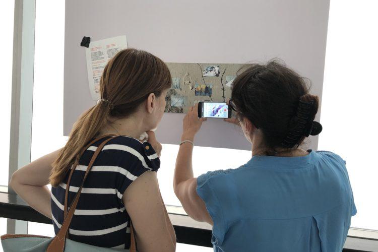 AR installation